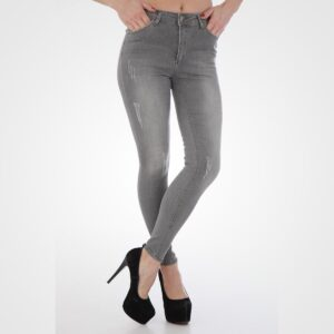 Basic Gray Jeans